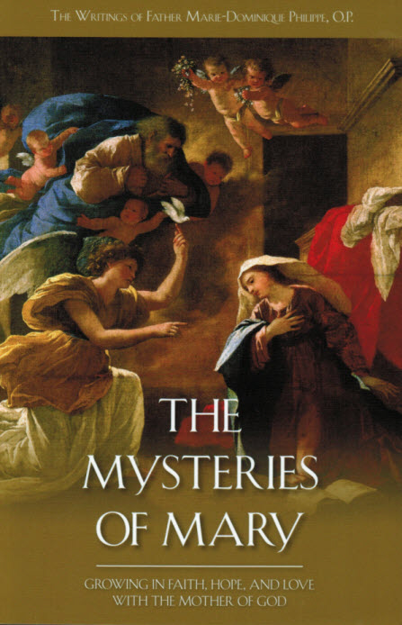Mystery of Mary Book